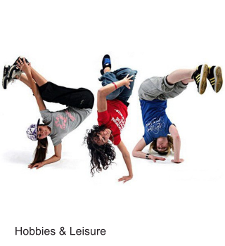 Hobbies & Leisure